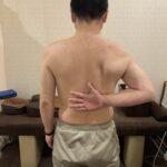 きのき接骨院 筋膜リリース後